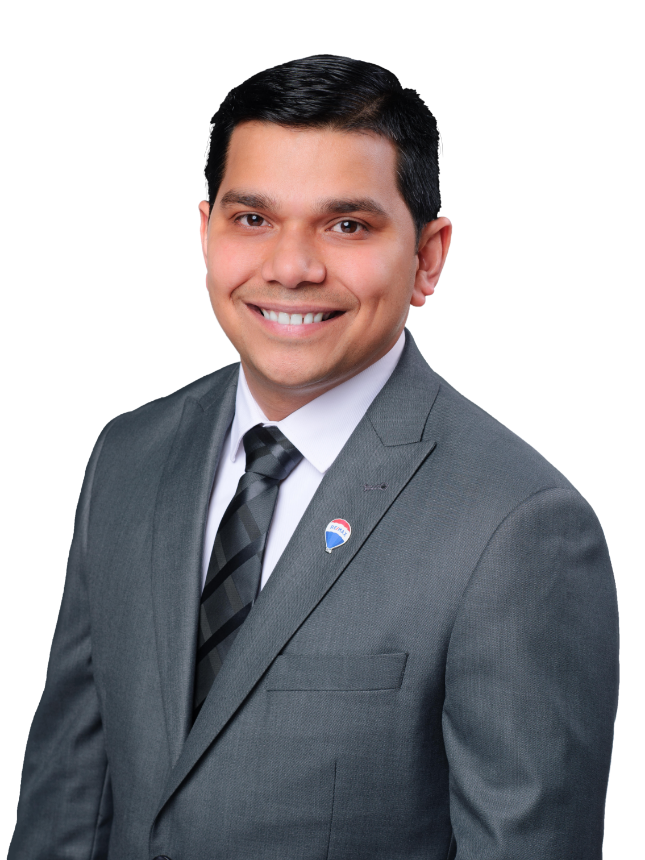 Real estate agent in Whitby- Realtor® Gaind